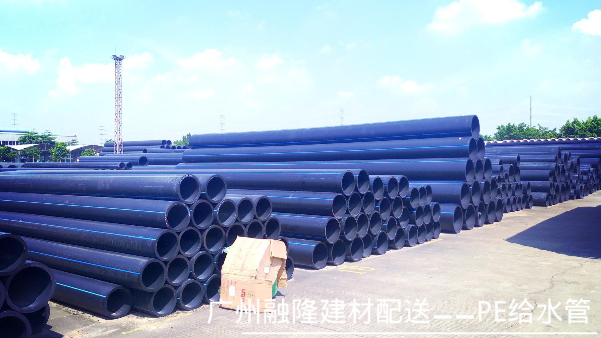 HDPEshuang壁bo纹管